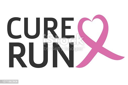 istock Promotion for breast cancer awareness charity event 1271562806