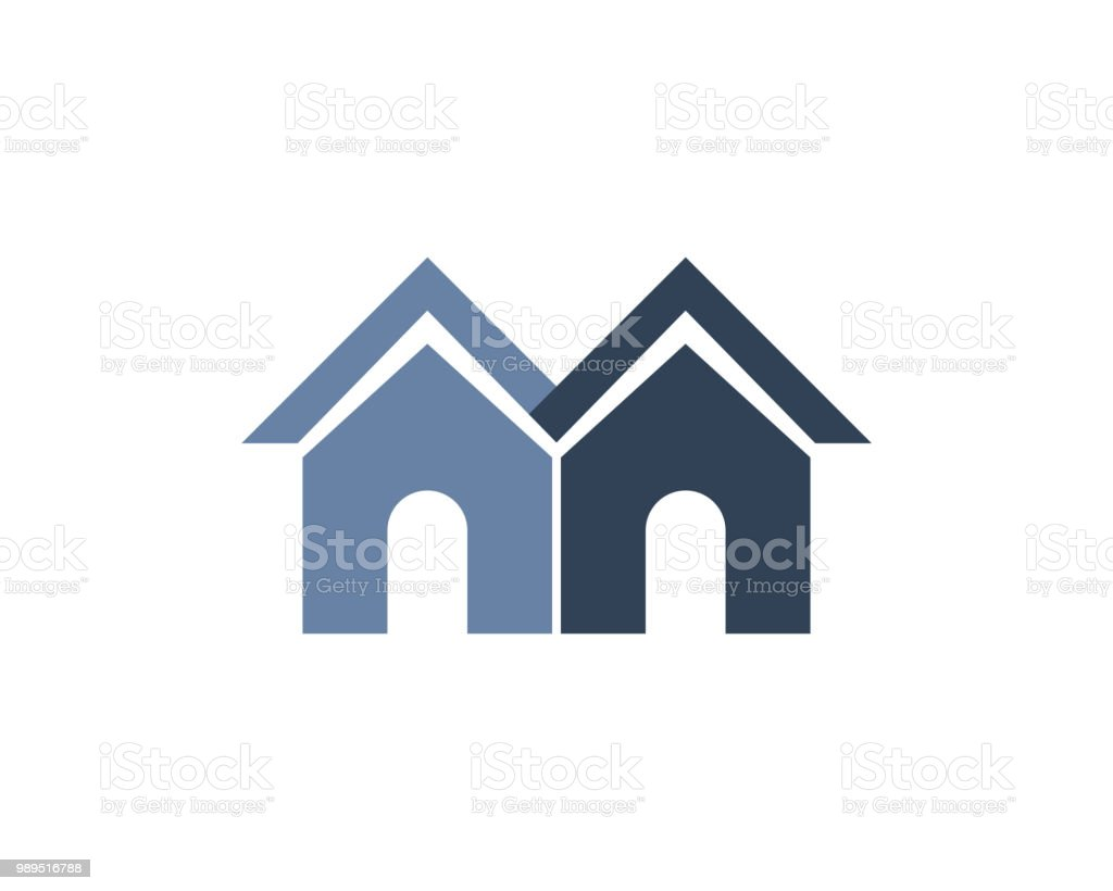 Property House And Home Logos Template Vector Stock Vector Art ...