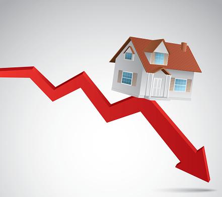 property market decline