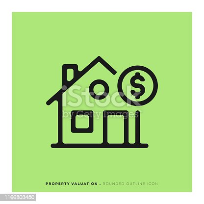 Property Valuation Icon