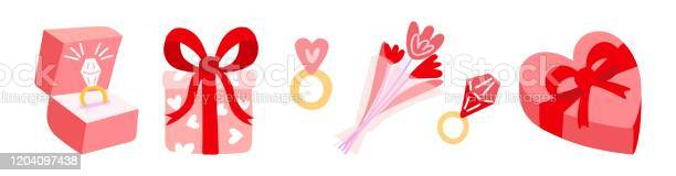 Proposal marriage vector illustration flat design man is holding in vector id1204097438?b=1&k=6&m=1204097438&s=612x612&h=fxeu5k9upc7cj3l4qqem48qu4 twkytumdrck7kjock=