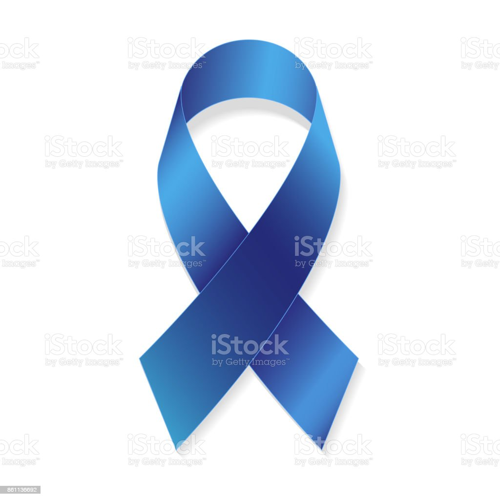 Prostate Cancer Awareness Ribbons. Medical And Health Concept vector art illustration