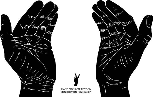 Best Hands Cupped Illustrations, Royalty-Free Vector