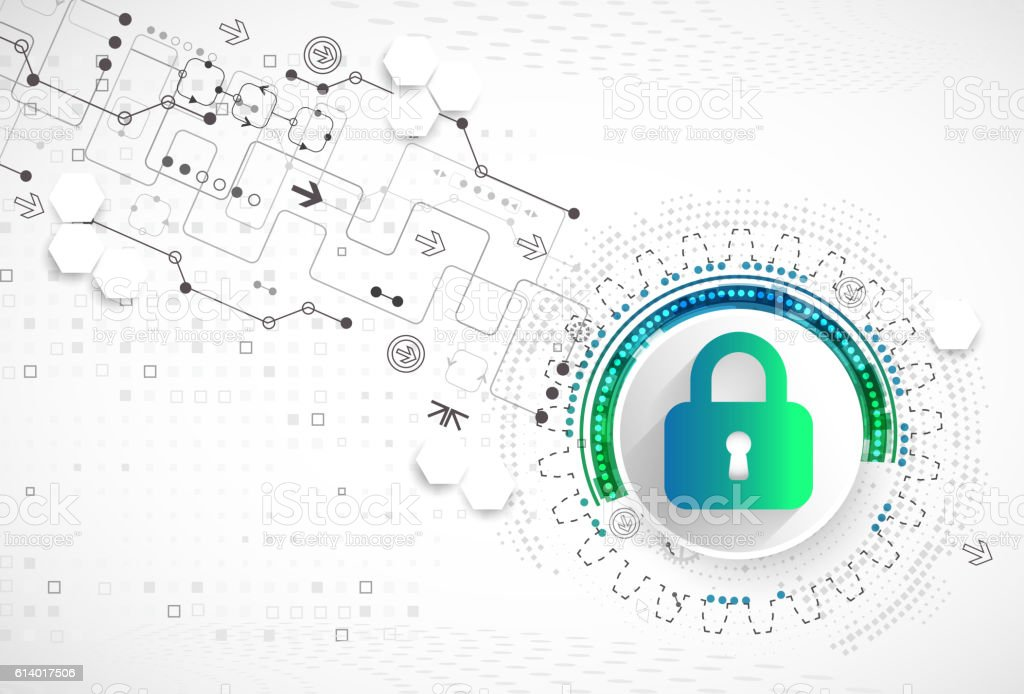 Protection concept. Protect mechanism, system privacy.