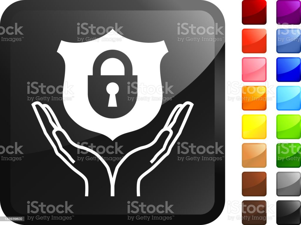 protection internet royalty free vector art royalty-free protection internet royalty free vector art stock vector art & more images of black color