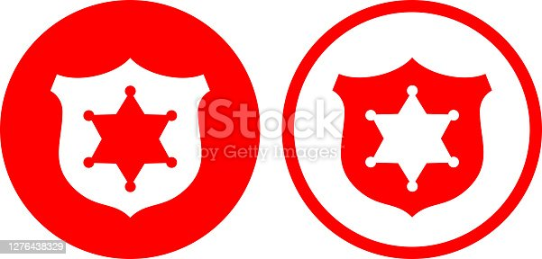 Vector Police Badge Vector Free File Download Now
