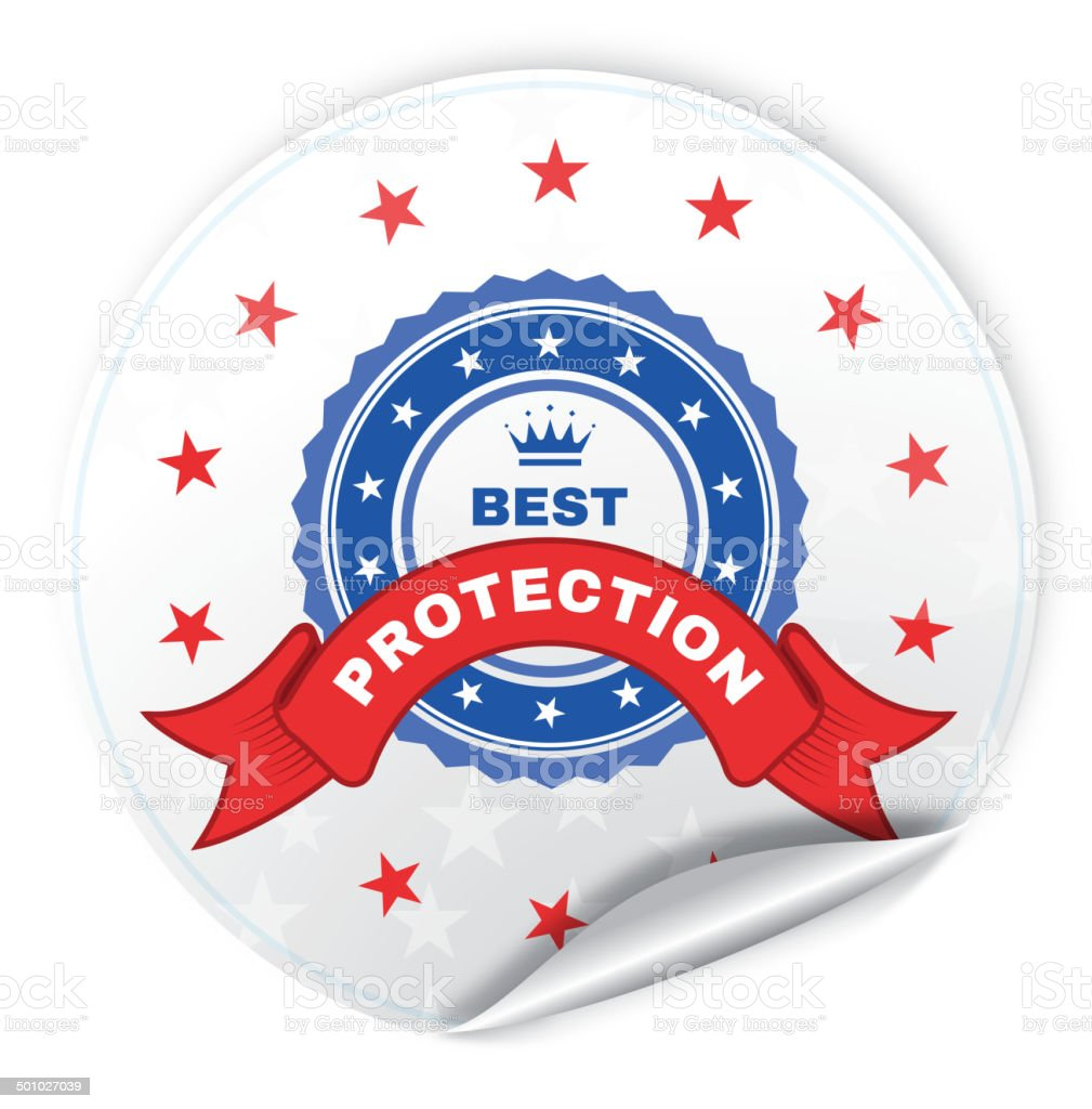 Protection royalty-free stock vector art