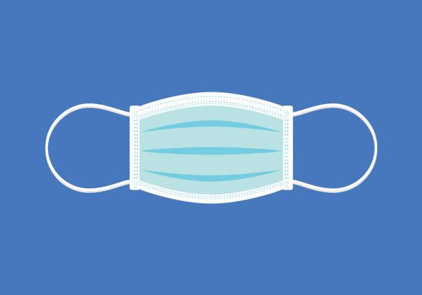 Protective Mask vector art illustration