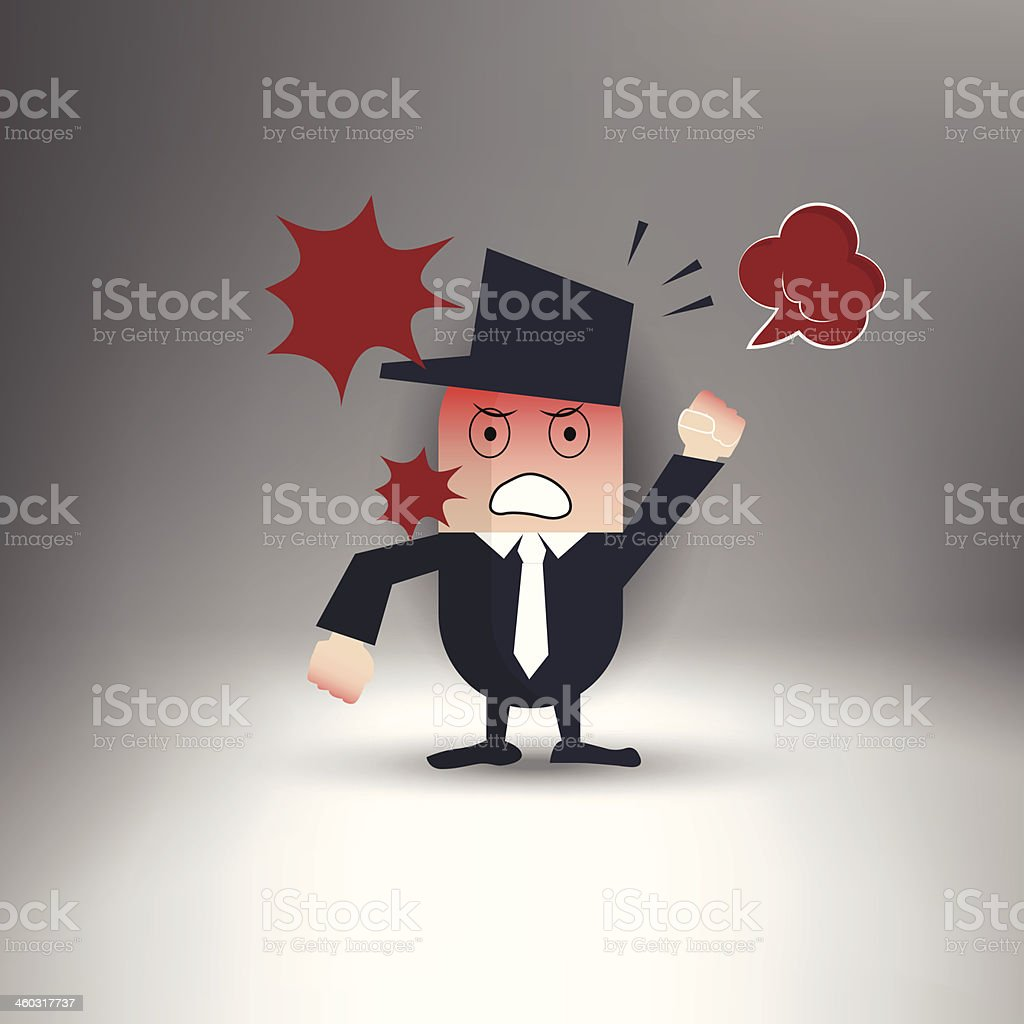 Protest royalty-free stock vector art