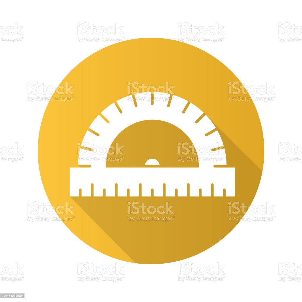 Protractor icon royalty-free protractor icon stock vector art & more images of backpack