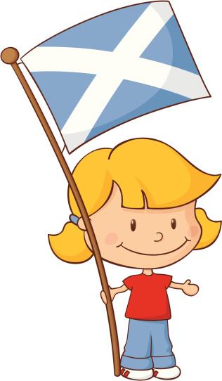 Proud to be Scottish