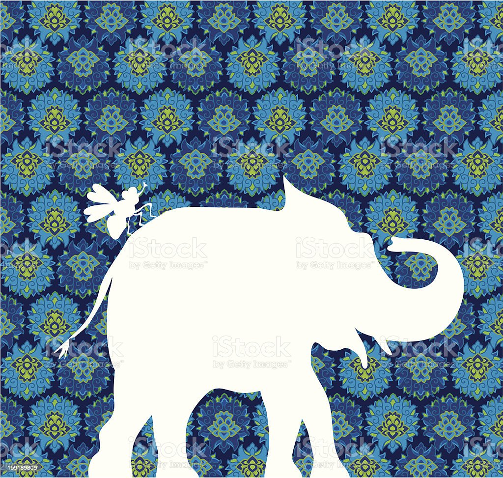 proverb of elephant and fly concept royalty-free proverb of elephant and fly concept stock vector art & more images of adult