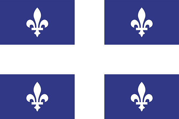 Province of Quebec (Canada) Province of Quebec quebec stock illustrations