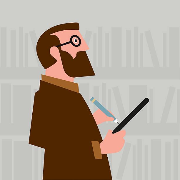 ilustraciones, imágenes clip art, dibujos animados e iconos de stock de psicólogo - profesional de salud mental