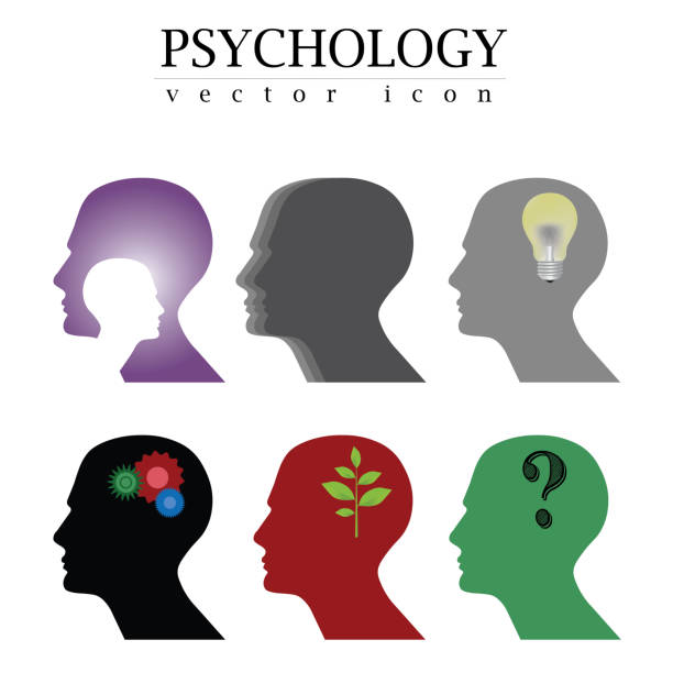 psychology concept vector illustration vector art illustration