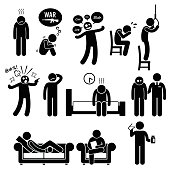 Psychology Psychiatric Mental Disorder Problem Psycho Illness Treatment