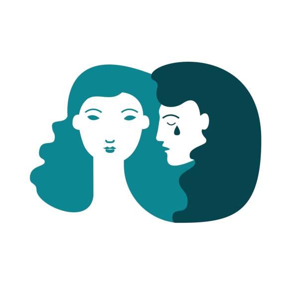 Psychotherapie-Konzept – Vektorgrafik