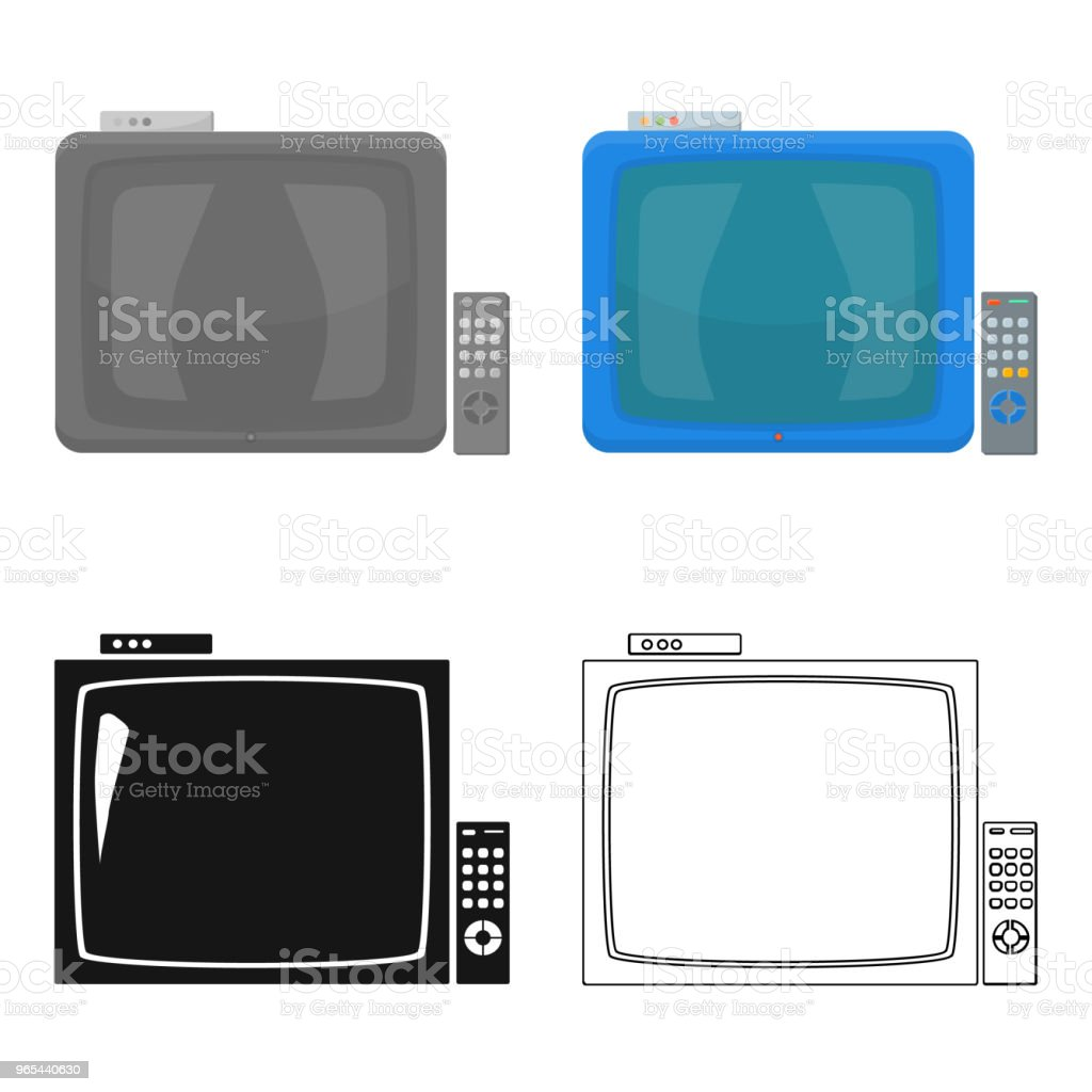 Pub television icon in cartoon style isolated on white background. Pub symbol stock vector web illustration. royalty-free pub television icon in cartoon style isolated on white background pub symbol stock vector web illustration stock vector art & more images of alcohol