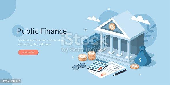 istock public finance 1297036937