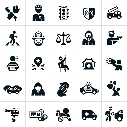 Public Safety Icons