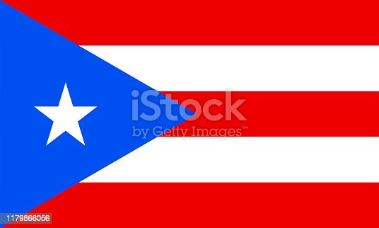 Puerto Rican flag or National flag of Puerto rico - Celebration, Events, Wallpaper, Holiday, Graduation etc.