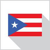 Puerto Rico Gray Shadow icon