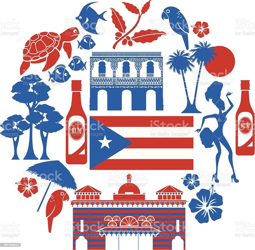 royalty free puerto rico clip art vector images illustrations rh istockphoto com mapa puerto rico clipart puerto rico island clip art
