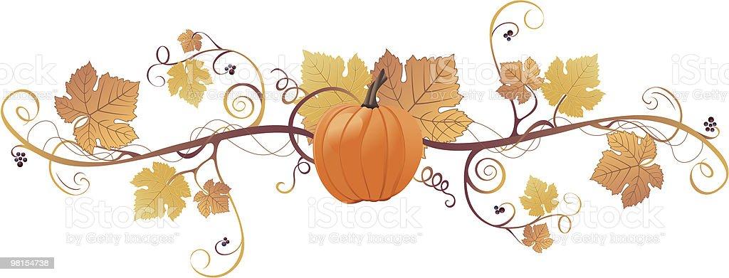 Pumpkin Design Element royalty-free pumpkin design element stock vector art & more images of autumn