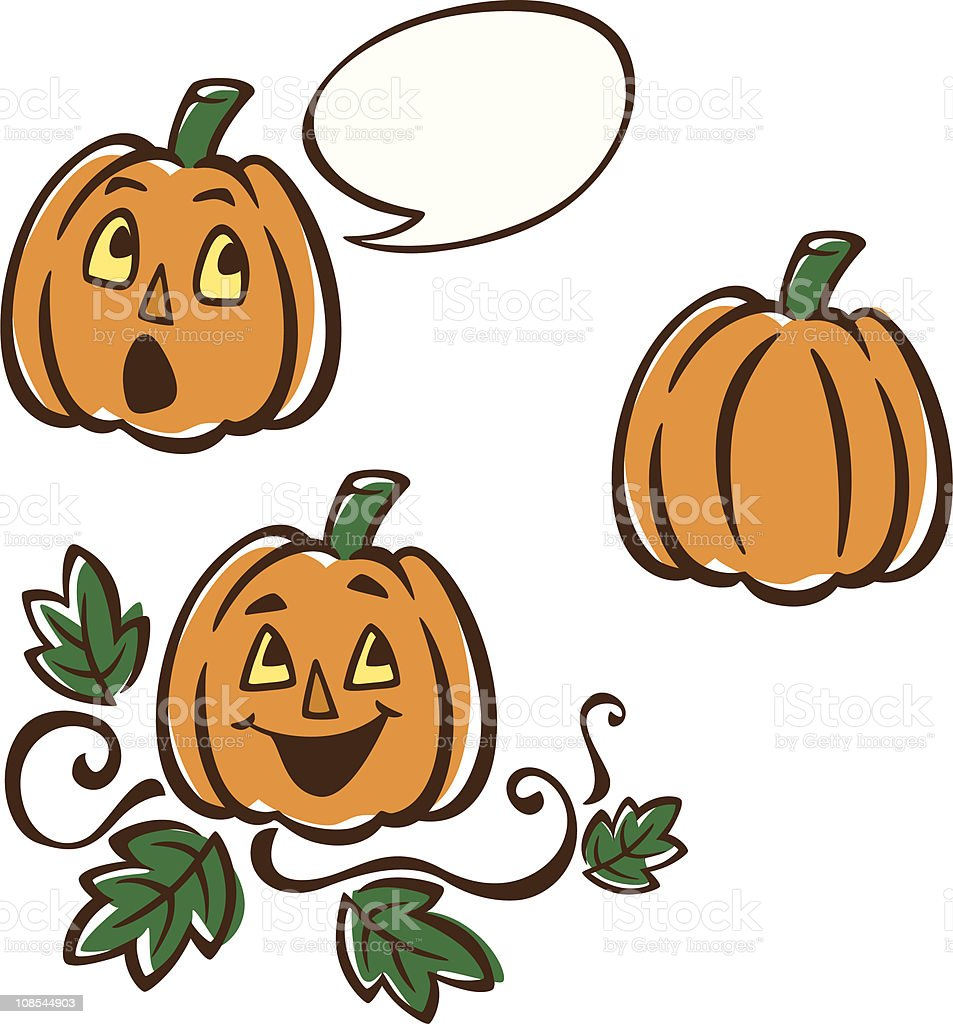 Pumpkin Patch royalty-free pumpkin patch stock vector art & more images of cartoon