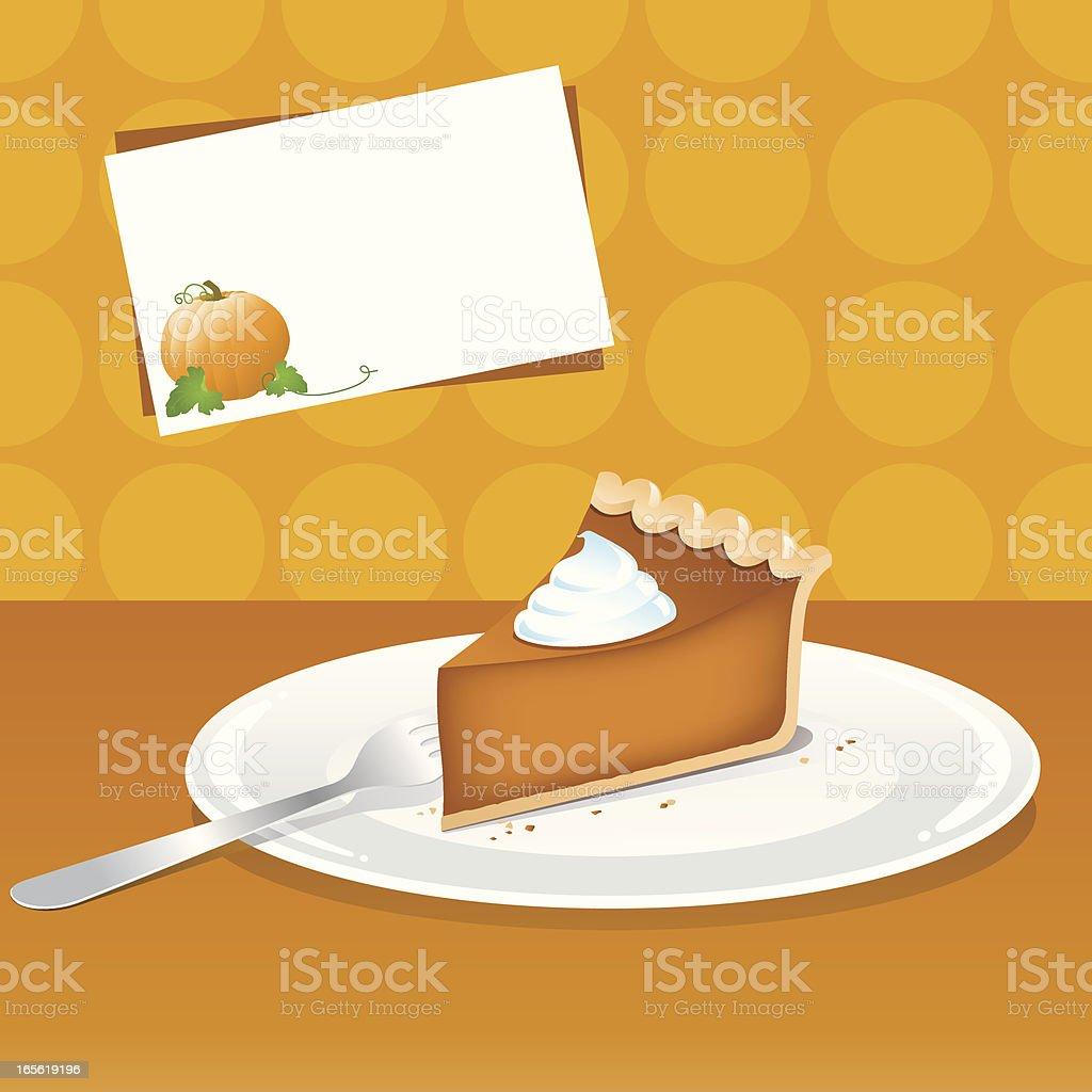 Pumpkin Pie royalty-free pumpkin pie stock vector art & more images of autumn