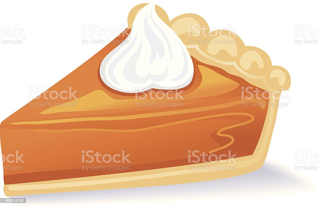 royalty free pumpkin pie clip art vector images illustrations rh istockphoto com pie clip art free download apple pie clipart free