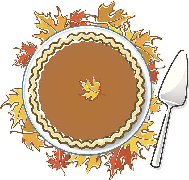 pumpkin pie2 c - pumpkin pie 幅插畫檔、美工圖案、卡通及圖標