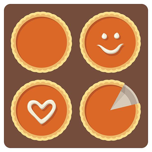 pumpkin pies - pumpkin pie 幅插畫檔、美工圖案、卡通及圖標