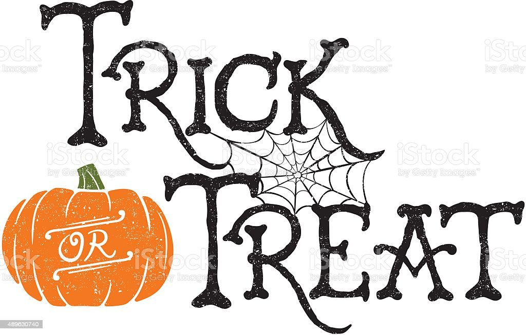 royalty free trick or treat clip art vector images illustrations rh istockphoto com halloween trick or treat clipart trick or treat clipart images