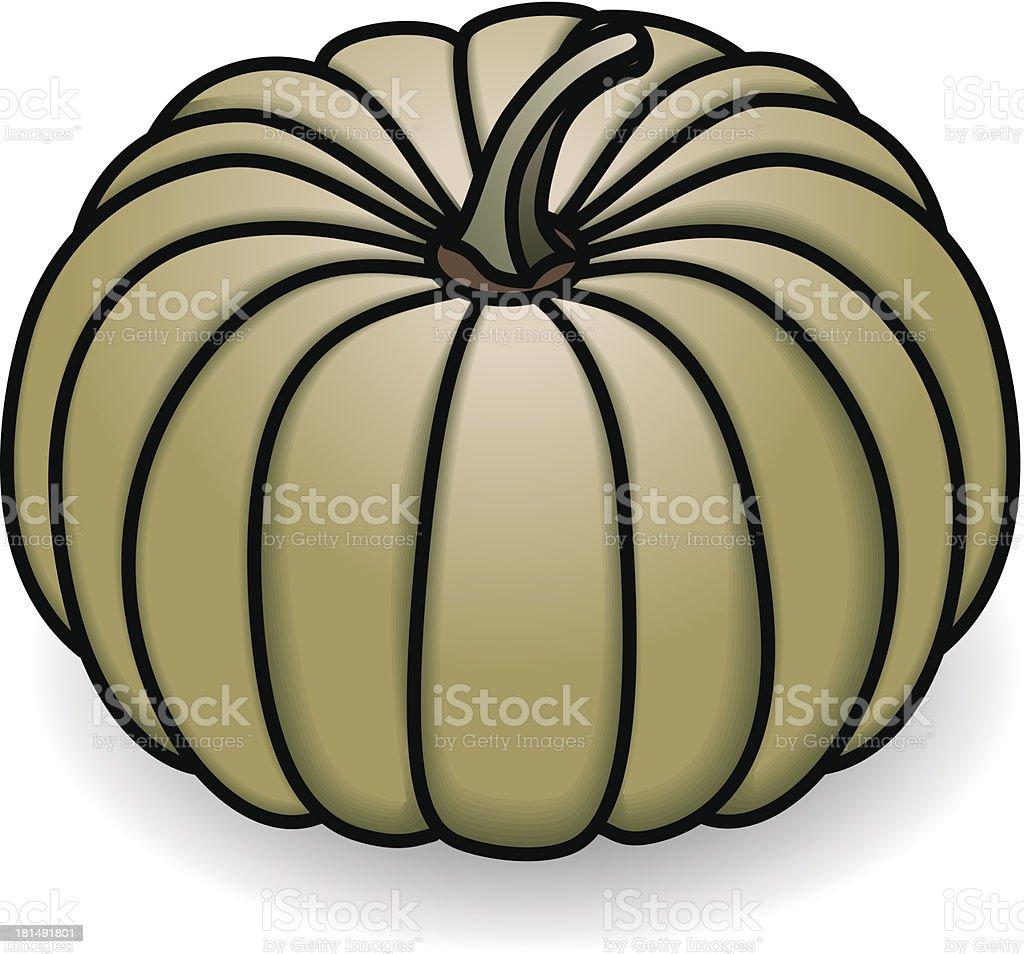 Pumpkin royalty-free stock vector art