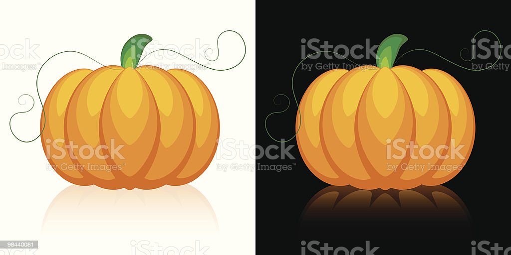 Pumpkins royalty-free pumpkins stock vector art & more images of autumn