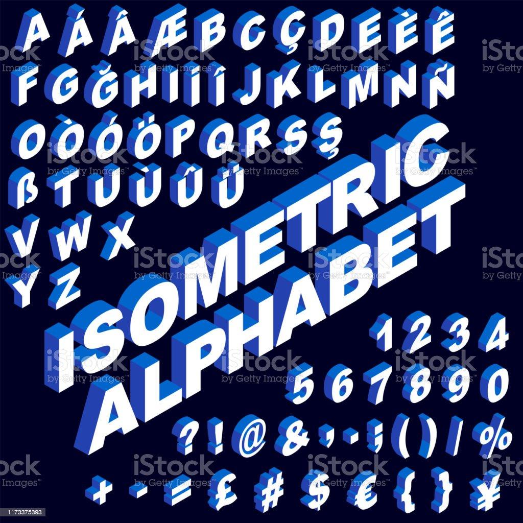 punctuation - arte vettoriale royalty-free di A forma di blocco