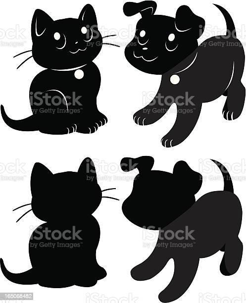Puppy and kitten vector id165068482?b=1&k=6&m=165068482&s=612x612&h=wtxutpnad7ku2iy9o3ekw7 4xlekogt3jgugeoznmda=