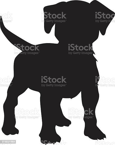 Puppy dog vector silhouette vector id516001884?b=1&k=6&m=516001884&s=612x612&h=grmpfsbsanqnjsqvbc3xp7e61ot xpcbufyu331m2b4=