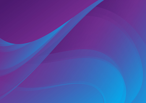 Purple Abstract Background Texture Wallpaper Surface Banner Blue Cover Design Flyer Layout Template Backdrop Textured Effect Vector Illustration Stock