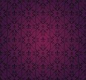 Purple Background Vector Illustration.