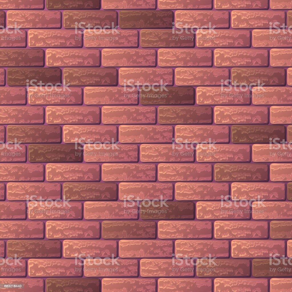 보라색 벽돌전 벽 배경기술 royalty-free 보라색 벽돌전 벽 배경기술 0명에 대한 스톡 벡터 아트 및 기타 이미지