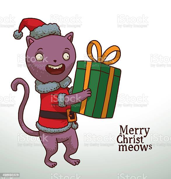 Purple cat in santas costume vector id498693328?b=1&k=6&m=498693328&s=612x612&h=fivwakbxn6ahzbfgtgdpxe98axw40lvw0are5uofukq=
