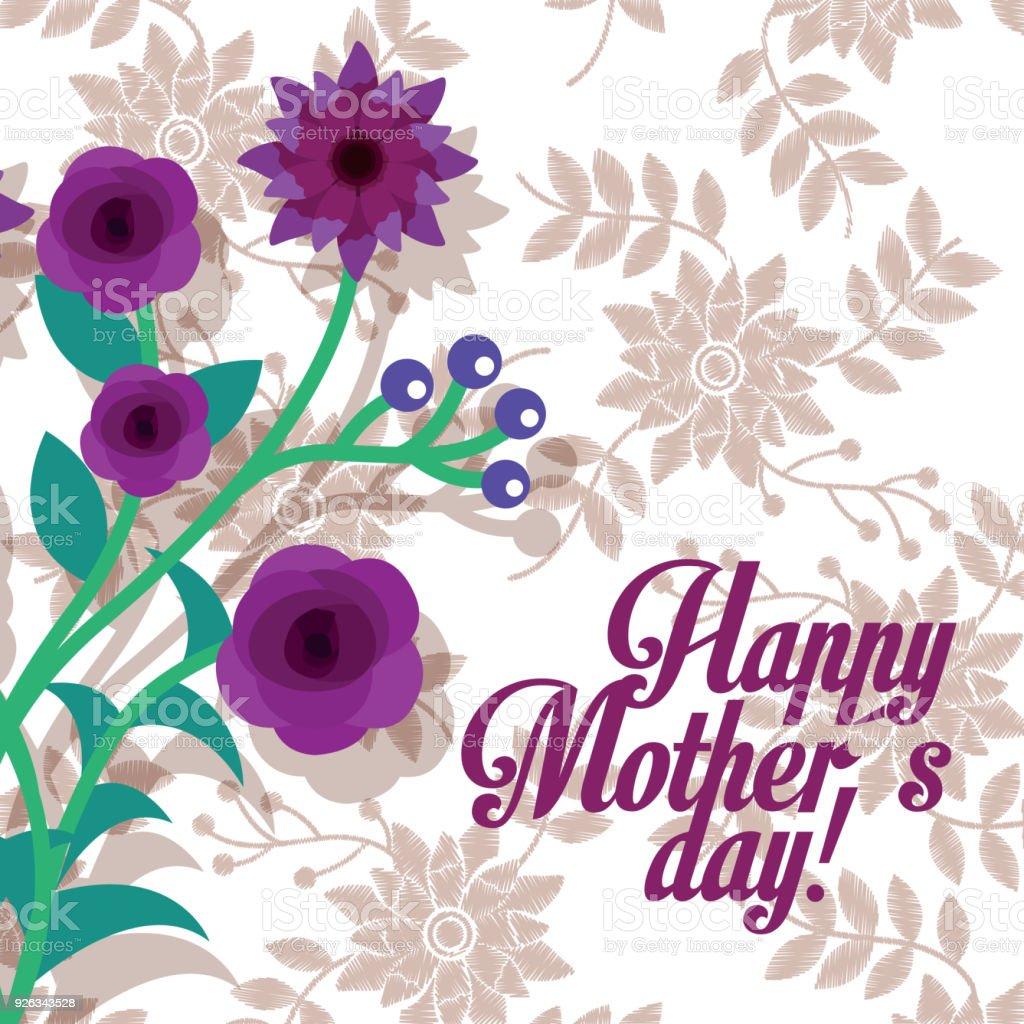Mor çiçek Yaprakları çilek Dekorasyon Mutlu Anneler Günü çiçek Arka