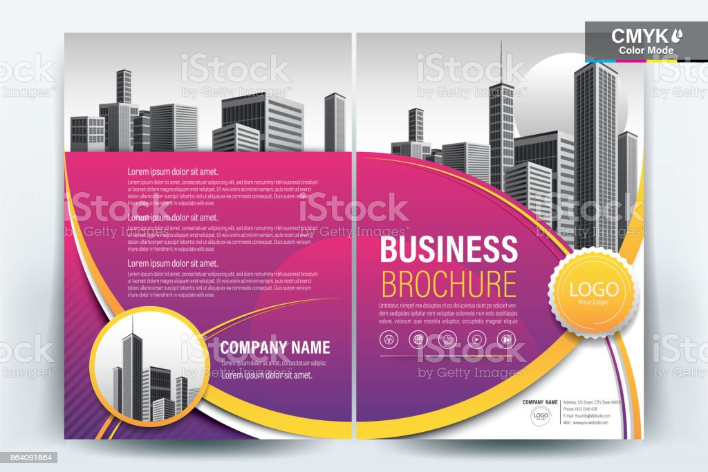 Purple Poster Brochure Flyer design Layout background vector template A4 royalty-free purple poster brochure flyer design layout background vector template a4 stock vector art & more images of advertisement