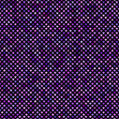 Purple abstract seamless pentagram star pattern background - vector design
