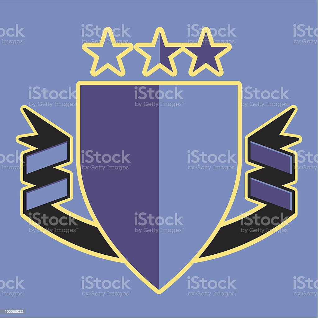 Purple Shield royalty-free purple shield stock vector art & more images of architectural feature