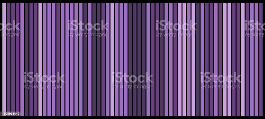 Lila Streifen Bars Design Hintergrund Schone Tapete Stock Vektor Art