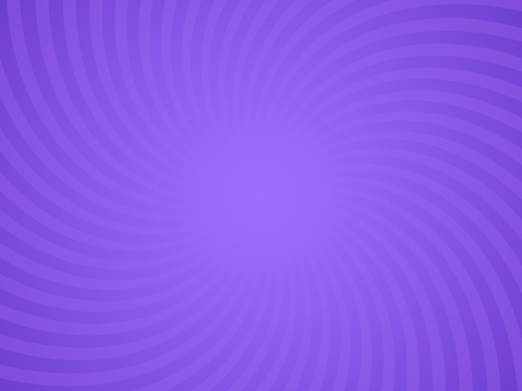 Purple Swirl Spin Abstract Background Pattern