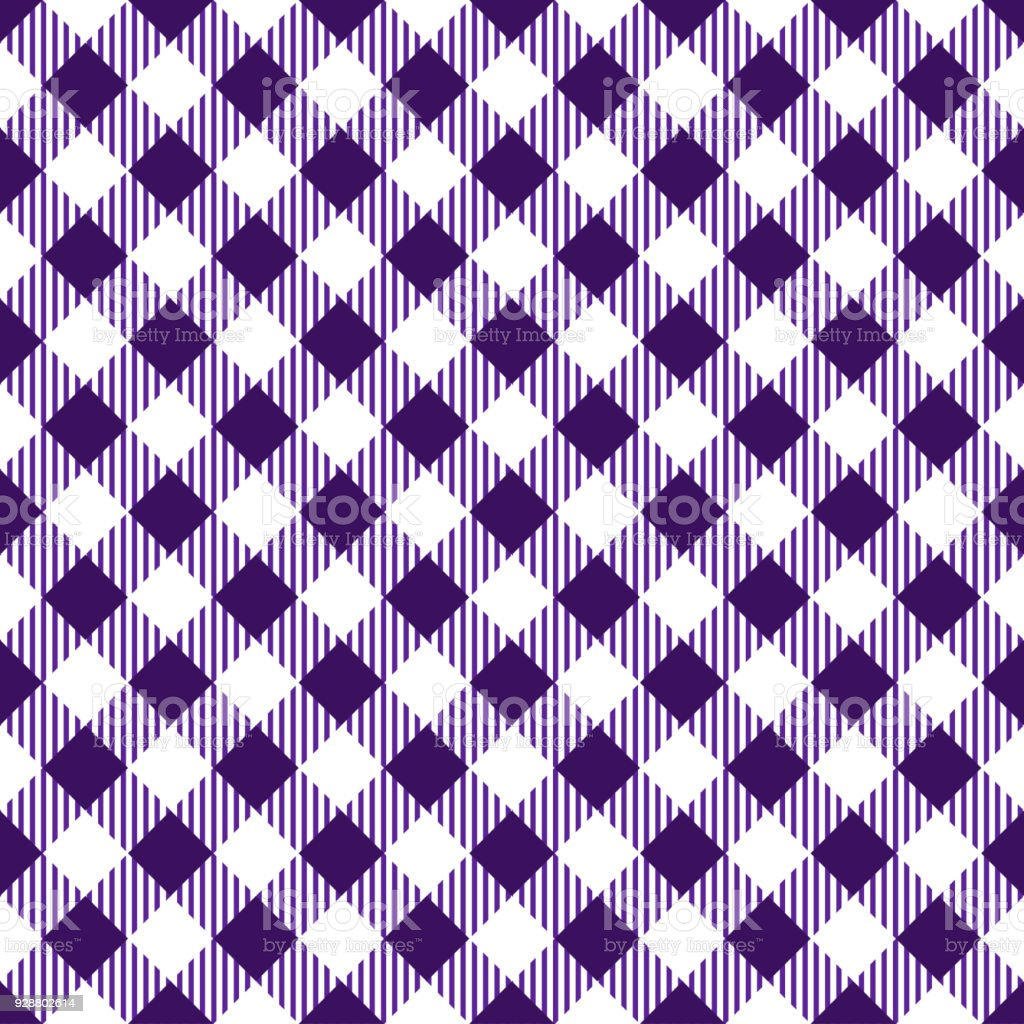 Purple Tablecloth Argyle Pattern Royalty Free Purple Tablecloth Argyle  Pattern Stock Vector Art U0026amp;